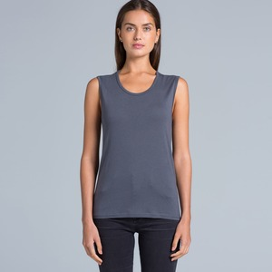 Womens Tank Tee by AS Colour