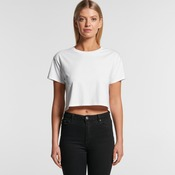AS COLOUR - Women's Crop Tee