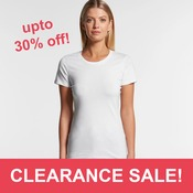 AS Colour - Women's Wafer Crew Tee